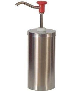 Saro Sausdispenser   Dosis Instelbaar max. 30 ml.   Model PD-004