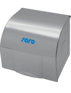 Saro Toiletpapier Dispenser voor Normaal Toiletpapier | B125xD120xH 20 mm