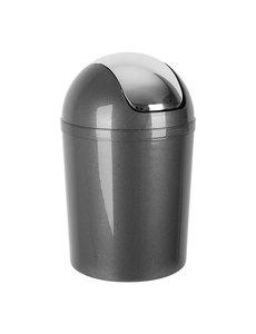 EMGA Afvalbak 5L grijs