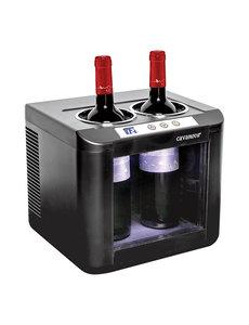 EMGA Flessenkoeler voor 2 Flessen | 26(H)x26x29cm