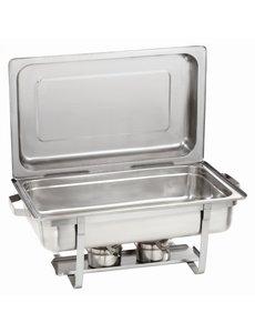 Bartscher Chafing Dish | GN 1/1 | Extra diep | 605x350x(H)305mm
