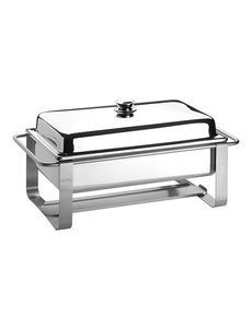 EMGA Chafing Dish | GN 1/1 | Spring | 650x360x(H)310mm