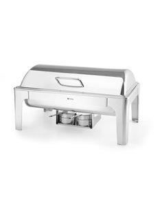 Hendi Chafing Dish | GN 1/1 | Hoogglans | 570x405x(h)320mm