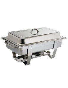 Olympia Chafing Dish Milan | GN 1/1 | 9 Liter | 590x332x(H)270mm