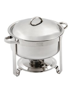 Olympia Chafing Dish Rond   Vienna   7,5 Liter