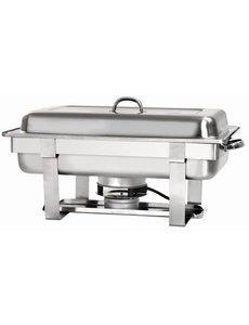Bartscher Chafing Dish | GN 1/1 | Inclusief elektrisch verwarmingselement