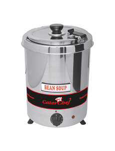 CaterChef Soepketel | 5,7 Liter | RVS