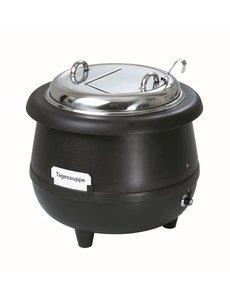 Bartscher Soepketel Gourmet 10 Liter | 450Watt | 50 °C tot 95 °C