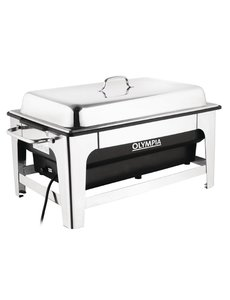 Olympia Chafing Dish Elektrische  | GN 1/1 | 230V | Max. 85°C | 13,5 Liter
