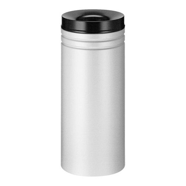 EMGA Zelfdovende Afvalbak   Grijs   80 Liter