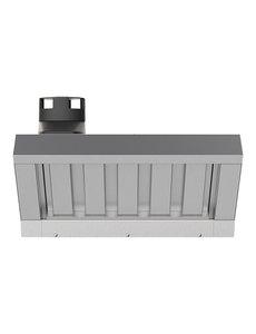 UNOX ChefTop afzuigkap Compact GN2/3 | 82x54xH35cm.