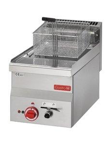 Gastro-M Friteuse Gastro M 600 Series | 10 Liter | Met aftapkraan | 7,5kW | 400V