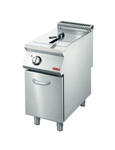 Gastro-M Friteuse Gastro M | 10 Liter | Met onderstel | 7,5kW | 400V | 700x400x(H)850mm