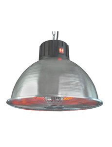 Eurom Terrasverwarmer voor Partytent Heater 1500 Industrial | Elektrische 1500Watt| 10 – 15 m² | 3 standen