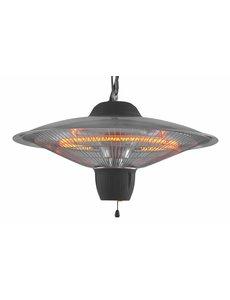 Eurom Eurom Partytent Heater 1502 | Terrasverwarmer Elektrisch | 2 standen | Max. 1500W