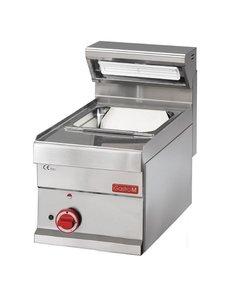 Gastro-M Elektrische Friteswarmer | Gastro-M 650 Series | 1000W | 650x400x(H)280mm