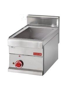 Gastro-M Elektrische Bain Marie | Gastro-M 650 Series | GN 1/1 | 230V | 650x400x(H)280mm