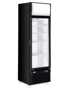 Arktic Display koelkast met lichtbak 360 Liter | 620c669cH1965mm.