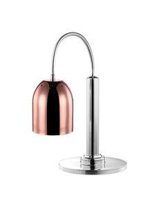 EMGA Warmh.lamp tafel-enkel-koper