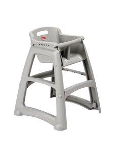 Rubbermaid Kinderstoel | Met anti-slip voetjes | 597x597x(H)7,6mm