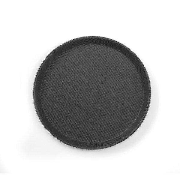Hendi Dienblad Rond | Antislip Laag | Glasvezel versterkt Polyester | ø350mm