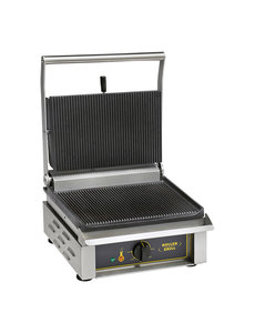 Roller Grill Roller Grill Contact Grill | Type Panini | Dubbel Gegroefd |  230V | 3000W