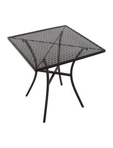 Bolero Bistrotafel Zwart | 70x70x(H)71cm