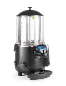 Hendi Chocolademelk Dispenser | 10 Liter | 65 tot 85°C | 410x280x(h)580 mm.