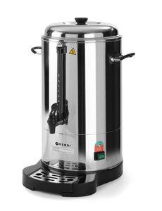 Hendi Percolator 10 Liter | Dubbelwandig RVS | 1500W | Ø295x(h)576 mm
