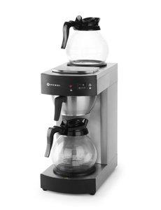 Hendi Koffiezetapparaat met glazen kan   Kitchen Line   1,8 Liter