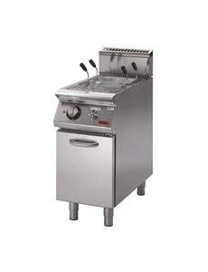 Gastro-M Elektrische Pastakoker | 26 Liter | 400V/7.6kW | 40x70x(H)85cm