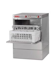Gastro-M Glazenspoelmachine | Gastro-M Barline 400 | 230V | 40 x 40cm Korven
