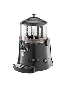 EMGA Chocolademelk Dispenser | 5 liter | 400W | Ø23xH47 cm.