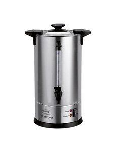 CaterChef Percolator 10 liter / 80 Koppen | 950W | 43(H)x30x30cm