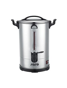 Saro Percolator RVS | Dubbelwandig | 8,3 Liter | Ø26x(H)44,3cm