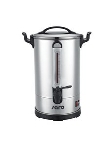 Saro Percolator dubbelwandig RVS 10.8 Liter   1600W   Ø26x(H)49cm