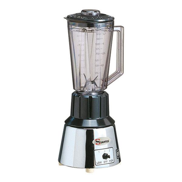 Santos Santos Food Blender Deluxe | 1,25 Liter | 600W | 2 Snelheden