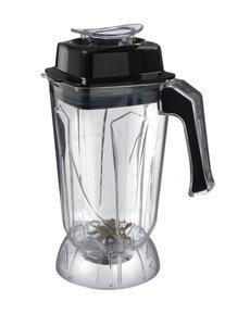 Hendi Blender Polycarbonaat Kan met Mes en met Titanium Deklaag   2.5 Liter
