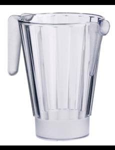 EMGA Schenkkan Stapelbaar Transparant Polycarbonaat | 1.5 Liter