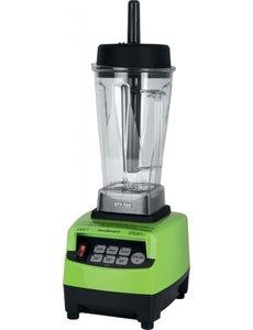 Saro Blender met 2 liter kan groen | JTC Omniblend | 950Watt | 3 Snelheden