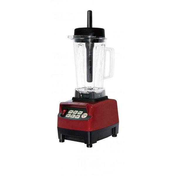 Saro Food Blender Rood  | 2 Liter Kan | JTC Omniblend | 950Watt | 3 Snelheden