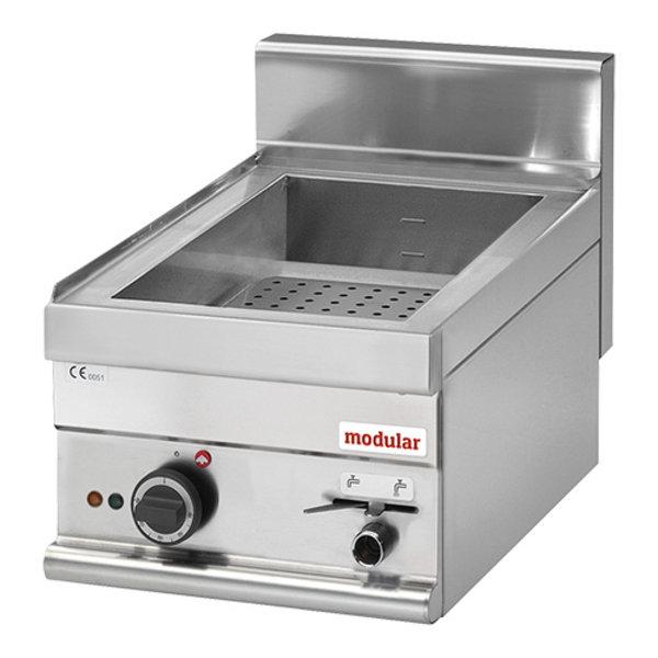 Modular Bain Marie | Modular 650 | GN 1/1 | 230V | 1500W | 40x65x(H)28cm