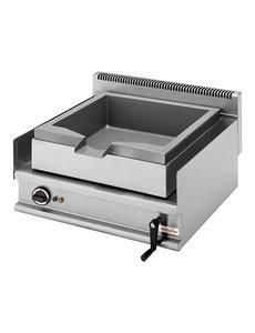 Modular Kantalbare Braadpan | Modular 650 | 400V | 70x65x(H)28cm