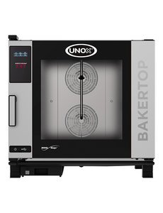 UNOX BakerTop Combisteamer MindOne | 6x60x40 cm. | 400V/9.9kW | 85(H)x96x86cm