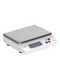 Satrue Weegschaal elektronische tot 5 kilo | Gradatie 0.5 gram
