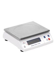 Satrue Weegschaal elektronische tot 12 kg | Gradatie 1 gram