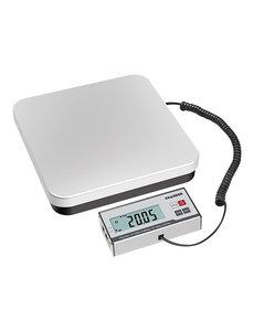 EMGA Weegschaal elektronische tot 150 kg | Gradatie 50 gram