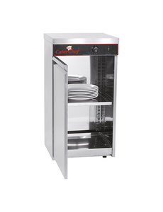 CaterChef Bordenwarmkast | CaterChef | 60 Borden | 47,5x45x(H)86,5cm