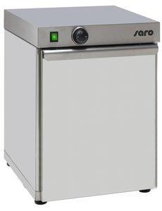 Saro Bordenwarmkast voor 30 Borden | 400W | 5 ºC - 90 ºC | 40x46x(H)57cm