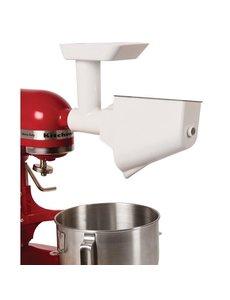 KitchenAid KitchenAid groente- en fruitzeef 5FVSP voor KitchenAid Voedselmolen 5FGA (J501)